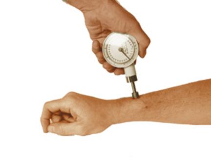Baseline Dolorimeter (20 lb. Sensitivity)