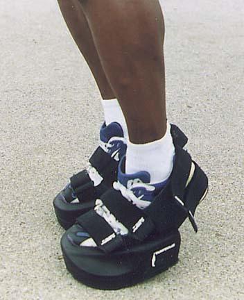 Basketball Jump Soles - Medium (Sizes 8-10)
