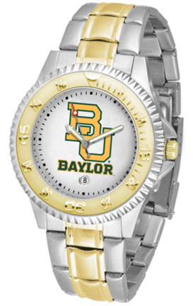 Baylor Bears Competitor Two Tone Watch
