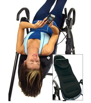 Better Back™ Vibration Cushion with Neck Support