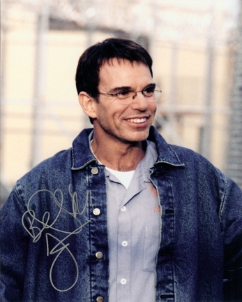 "Billy Bob Thornton Autographed 8"" x 10"" Photograph (Unframed)"