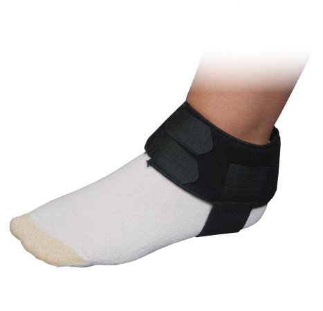 Bilt-Rite Mastex Health 10-98550-LG-5 Plantar Fasciitis Wrap Black - Large