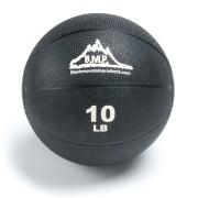 Black Mountain Products BMP Medicine 10 Professional Medicine Ball Black