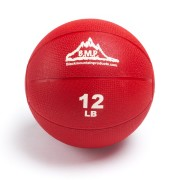 Black Mountain Products BMP Medicine 12 Professional Medicine Ball Red