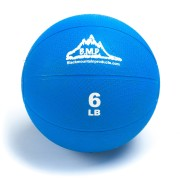 Black Mountain Products BMP Medicine 6 Professional Medicine Ball Blue