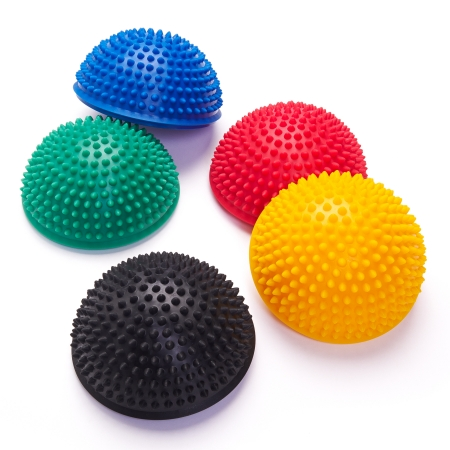 Black Mountain Products Balance Pod Combo Balancing Exercise Stability Pods Combo - Pack of 5
