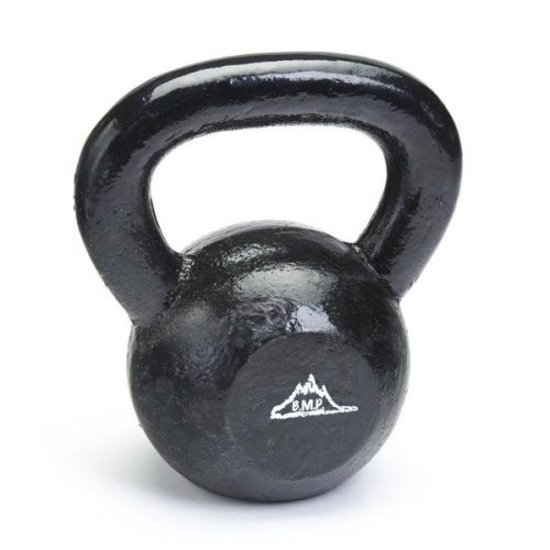 Black Mountain Products KettleBell 15lbs 15 lbs. Professional Kettlebell