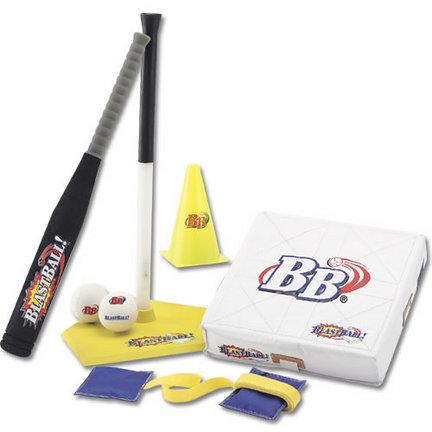 BlastBall!™ Complete Baseball / TeeBall Set