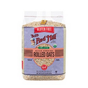Bobs Red Mill 230770 32 oz Oats Quick Rolled Oats 4 Bags