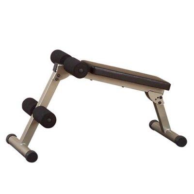 Body Solid BFAB10 Best Fitness Folding Abdominal Board