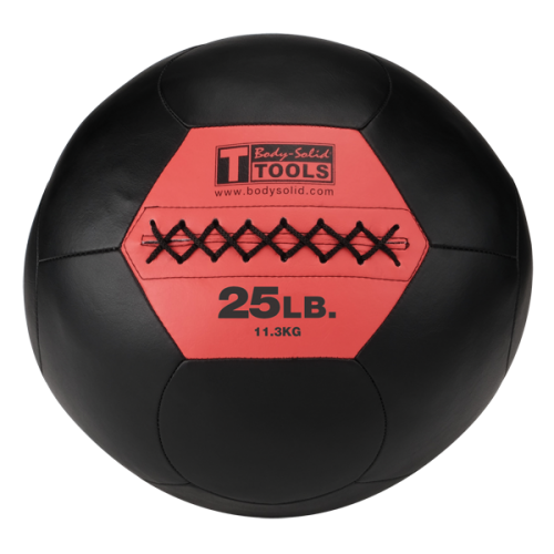 Body Solid BSTSMB25 25 lbs Soft Medicine Ball Exercise