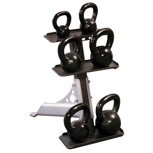 Body Solid GDKR50 6 Kettle Bell Rack