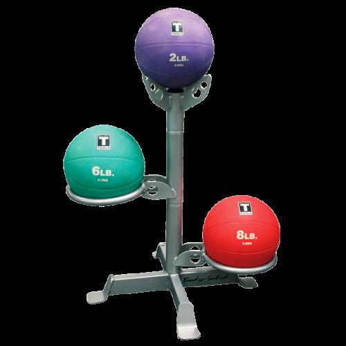 Body Solid GMR5 3 Medicine Ball Rack