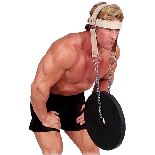 Body Solid MA307V Leather Head Harness