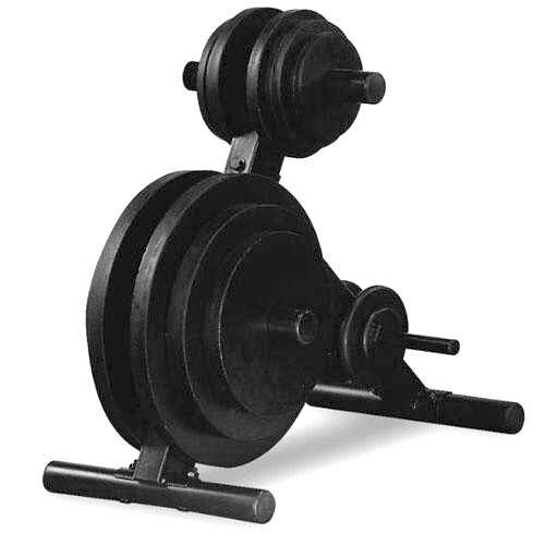 Body Solid OWT24 Olympic Plate Tree Rock-solid EZ-Load