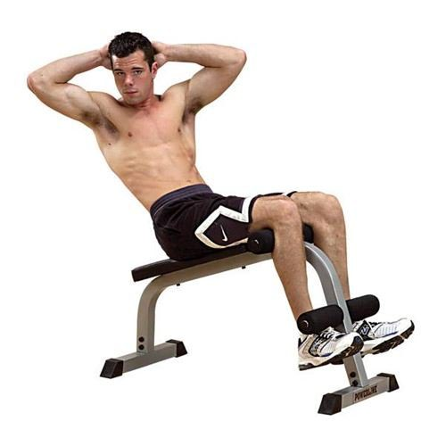Body Solid PAB-139X Power Line Sit-Up AB Board