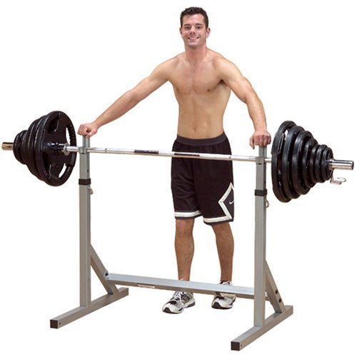 Body Solid PSS60X Powerline Squat Weight Rack Bench