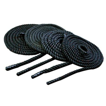Body Solid Tools BSTBR1530 1.5 in. Diameter 30 ft. Fitness Training Rope