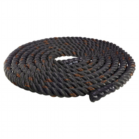 Body Solid Tools BSTBR2040 2 in. Diameter 40 ft. Fitness Training Rope