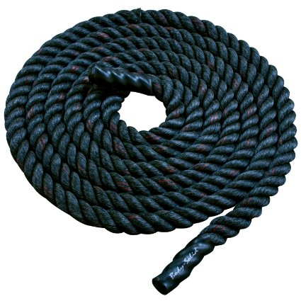 Body Solid Tools BSTBR2050 2 in. Diameter 50 ft. Fitness Training Rope