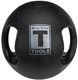 Body Solid Tools BSTDMB20 Dual Grip Medicine Ball 20 lbs.