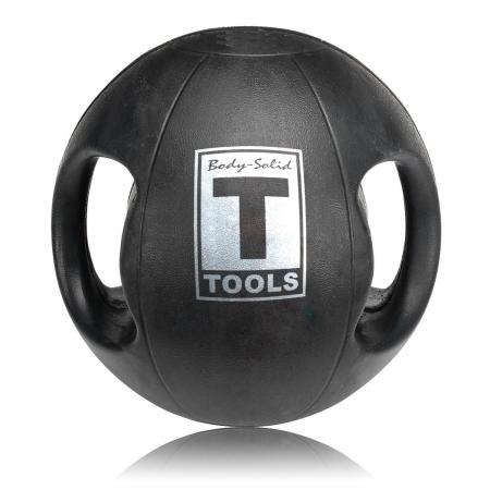 Body Solid Tools BSTDMB25 Dual Grip Medicine Ball 25 lbs.