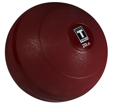 Body Solid Tools BSTHB20 20lb Slam Ball