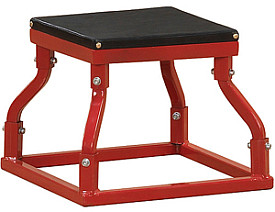 Body Solid Tools BSTPB12 12 in. plyometric Box