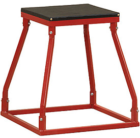 Body Solid Tools BSTPB24 24 in. plyometric Box