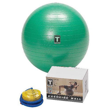Body Solid Tools BSTSB45 Stability Ball - 45 cm Green