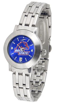 Boise State Broncos Dynasty AnoChrome Ladies Watch