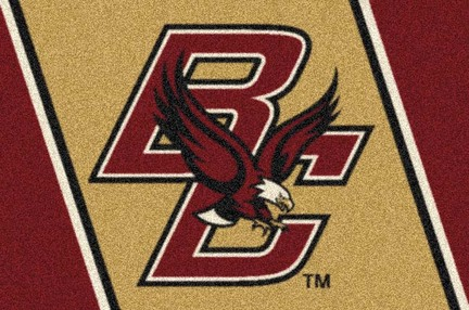 "Boston College Eagles 3'10""x 5'4"" Team Spirit Area Rug"