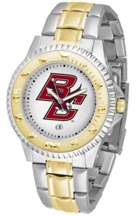 Boston College Eagles Competitor Two Tone Watch