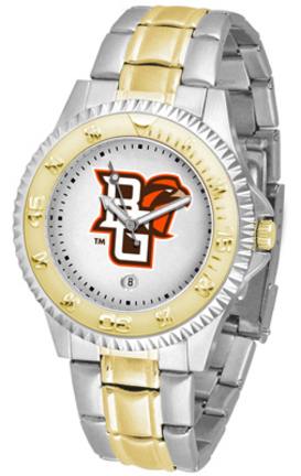 Bowling Green State Falcons Competitor Two Tone Watch