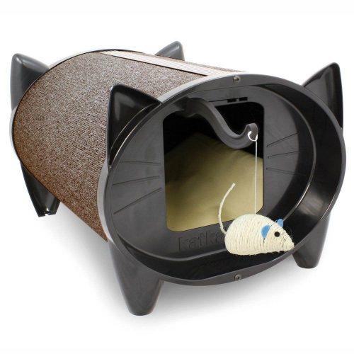 Brinsea Products SKZB Indoor Cat House Cat Scratcher Cocoa