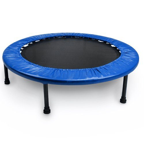 Brybelly Holdings SFIT-001 Blue 38 in. Mini Rebounder Trampoline