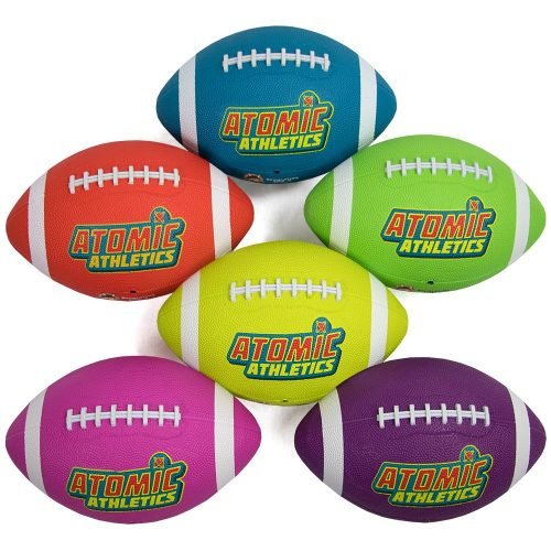 Brybelly SBAL-411 6 Regulation Size Neon Footballs