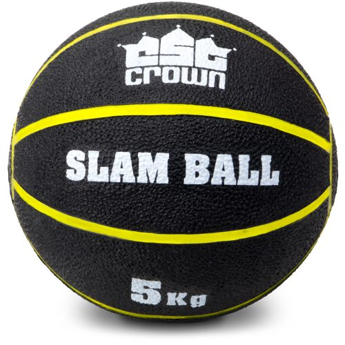 Brybelly SMBL-301 5 kg 11 lbs Weighted Slam Ball