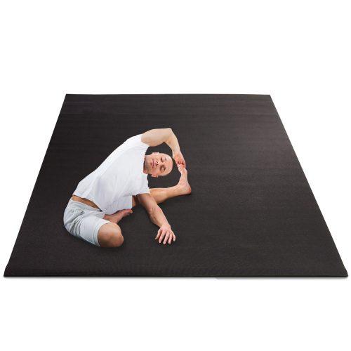 Brybelly SYOG-1001 6 mm Yoga Floor Mat