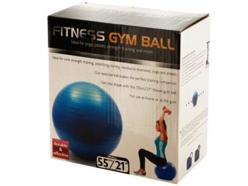 Bulk Buys OF021-2 Small Fitness Gym Ball