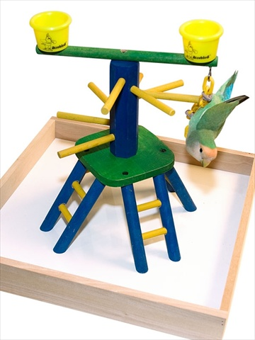 Caitec TPB 14 Toddler 14 in. Pyramid Gym