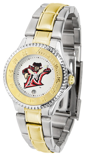 California State (Northridge) Matadors Competitor Ladies Watch with Two-Tone Band