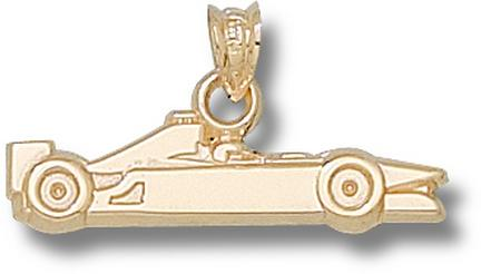 "Car Silhouette"" Pendant - 10KT Gold Jewelry"