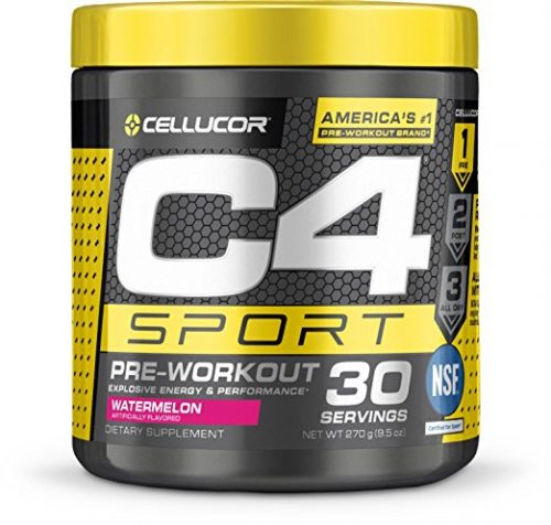Cellucor 6550143 C4 Sport Watermelon 30 Serves