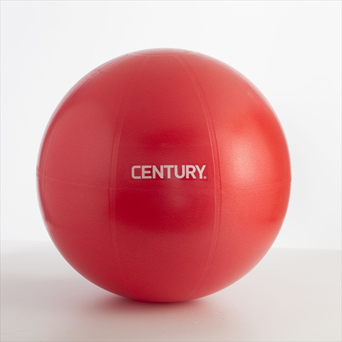 Century 10065-900 Fitness Ball - Red