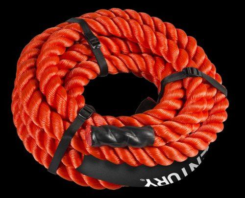 Century 2497P-400503 30 Ft. Challenge Rope - Orange