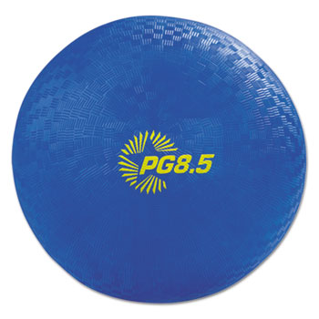 Champion Sport PG85BL Playground Ball 8 1/2 Diameter Blue
