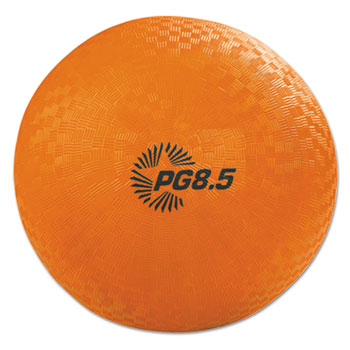 Champion Sport PG85OR Playground Ball 8 1/2 Diameter Orange