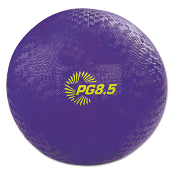 Champion Sport PG85PR Playground Ball 8 1/2 Diameter Purple