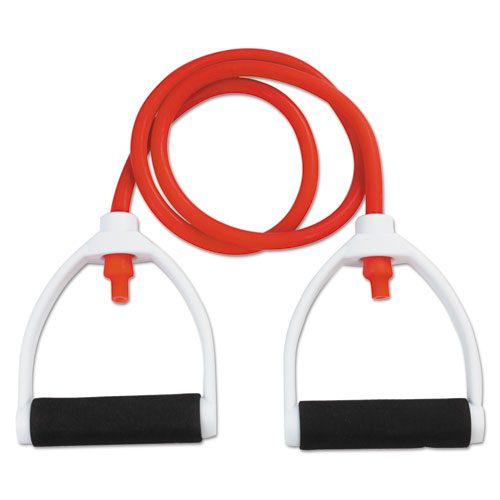 Champion Sport XT3 Resistance Tubing Medium Resistance Red